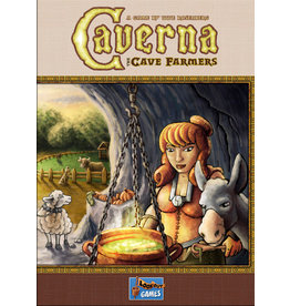 ANA Lookout Games Caverna: The Cave Farmers