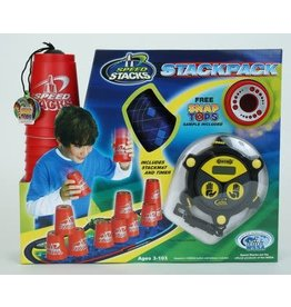 Speed Stacks SS StackPack Red