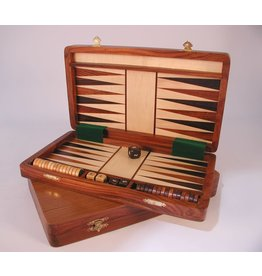 TheChessStore.com Magnetic Travel Backgammon Set - 12""