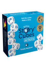 Asmodee Studios Actions Rory's Story Cubes Box