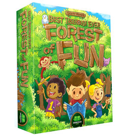 Green Couch Games Best Treehouse Ever Forest of Fun