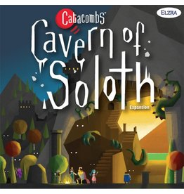 Elzra Games Catacombs: Caverns of Soloth 3E