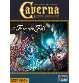 ANA Lookout Games Caverna: The Cave Farmers The Forgotten Folk Expansion
