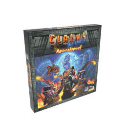 Renegade Game Studios Clank! In! Space! Apocalypse! Expansion