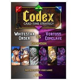 Sirlin Games Codex: Whitestar/Vortoss Exp