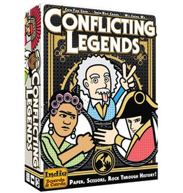 Indie Boards & Cards Conflicting Legends