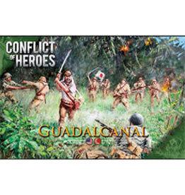 Academy Games Conflict of heroes: Guadalcanal