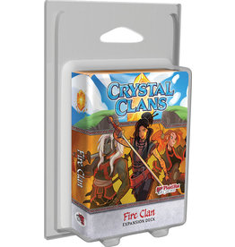 Plaid Hat Games Crystal Clans: Fire Clan Expansion Deck