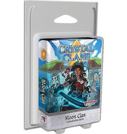 Plaid Hat Games Crystal Clans: Moon Clan Expansion Deck