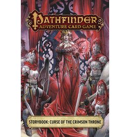 Paizo Curse of the Crimson Throne Pathfinder ACG