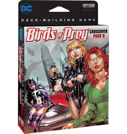 Cryptozoic Entertainment DC Comics DBG: Crossover Pack 6 - Birds of Prey