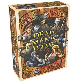 Mayday Games Dead Man's Draw Captain Carcass Tin