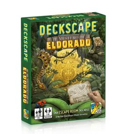 DV GIOCHI Deckscape: Mystery of Eldorado