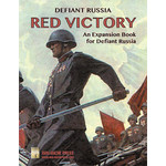 Avalanche Press Defiant Russia: Red Victory - An Expansion Book for Defiant Russia