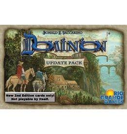 Rio Grande Games Dominion 2E Upgrade Pack