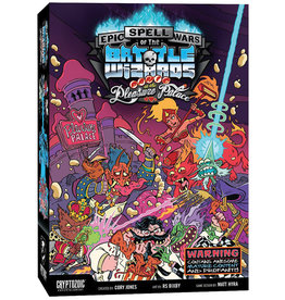 Cryptozoic Entertainment Epic Spell Wars 4: Panic at the Pleasure Palace