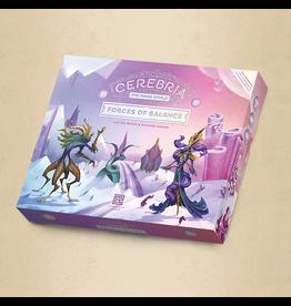 MINDCLASH GAMES LLC Forces of Balance Cerebria - The Inside World