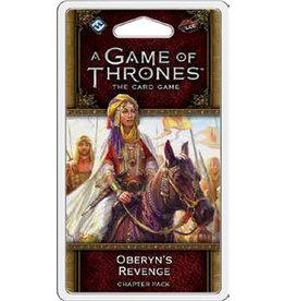 Fantasy Flight Games GoT LCG 2E: Oberyn's Revenge
