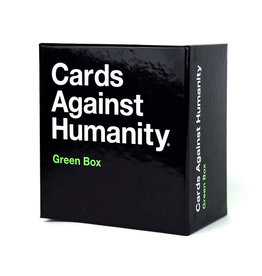 Cards Against Humanity Green Box Cards Against Humanity