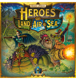 Grail Games Heroes of Land, Air and Sea