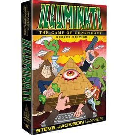 Steve Jackson Games Illuminati 2E