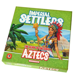 Portal Games Imperial Settlers: The Glory of the Gods Aztecs Exp