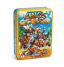 Blue Orange Games King's Gold