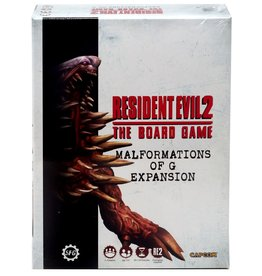 Steam Forged Games Malformations of G Expansion Resident Evil 2