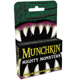 Steve Jackson Games Munchkin Mighty Monsters