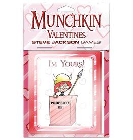 Steve Jackson Games Munchkin Valentines