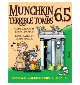 Steve Jackson Games Munchkin: 6.5 Terrible Tombs