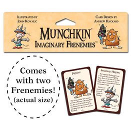 Steve Jackson Games Munchkin: Imaginary Frenemies Blister Pack