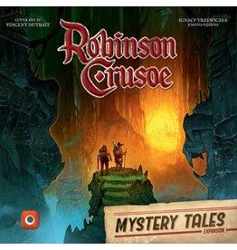 Portal Games Mystery Tales Robinson Crusoe