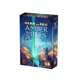 Red Raven Games Near and Far: Amber Mines Expansion