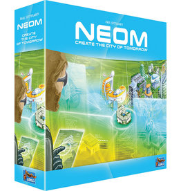 Lookout Games Neom Create the City of Tomorrow