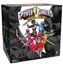 Renegade Game Studios Power Rangers Heroes of the Grid Board Game