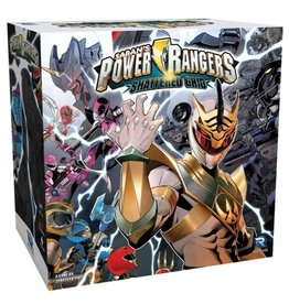 Renegade Game Studios Power Rangers HotG Shattered Grid