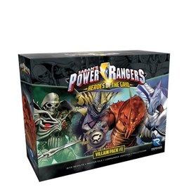 Renegade Game Studios Power Rangers HotG Villian Pack #1
