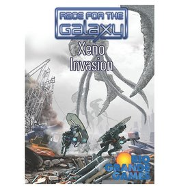 Rio Grande Games Race for the Galaxy: Xeno Invasion Expansion