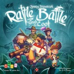 Portal Games Rattle Battle: Grab the Loot