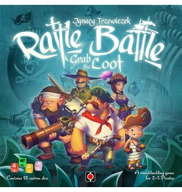 Portal Games Rattle Battle: Grab the Loot