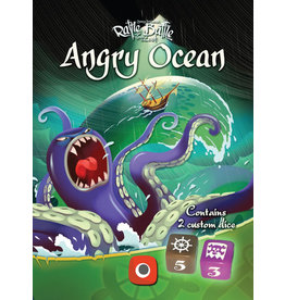 Portal Games Rattle Battle: Angry Ocean
