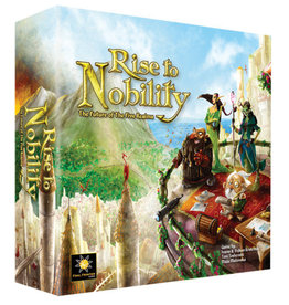 Final Frontier Games Rise to Nobility