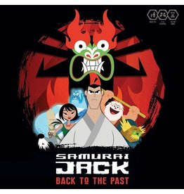 USAopoly Samurai Jack Back to the Past