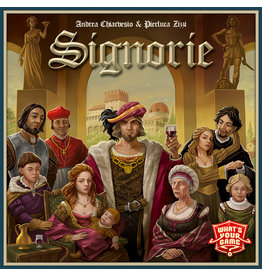 What's Your Game Signorie