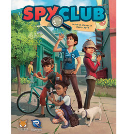 Renegade Game Studios Spy Club