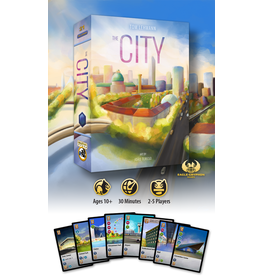 Eagle Gryphon Games The City + The Expanded City