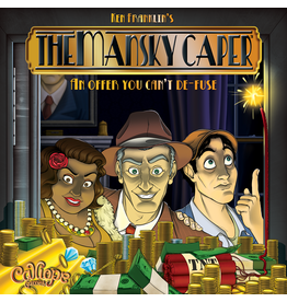 Calliope Games The Mansky Caper