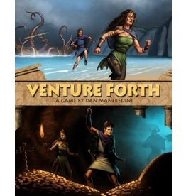 Minion Games Venture Forth Board Game