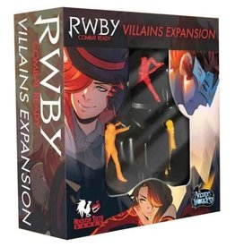 Arcane Wonders Villians Expansion RWBY Combat Ready